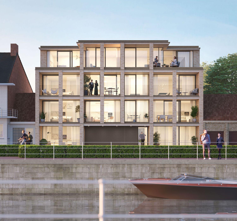 Docks, WOONN, development, Kaaiplaats, Veurne
